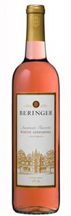 Beringer White Zinfandel 750ml - Case of 15